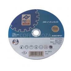 DISCO C H METAL/INOX PLANO PROFER TOP 115X1 MM