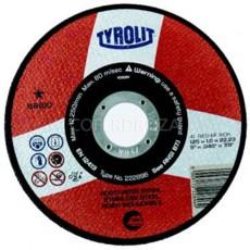 DISCO C INOX EXTRADELG TYROLIT BASIC 115X1 MM