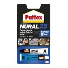 PEGAMENTO TRANSPARENTE PATTEX NURAL 25 22 ML