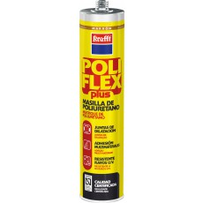SELLADOR POLIURETANO MARRON POLIFLEX 300 ML