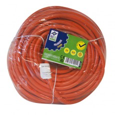PROLONGADOR JARDIN 25MT NARANJ PROFER GREEN 3X1,5 MM