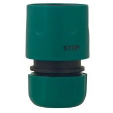 CONECTOR RAPIDO AQUA - STOP PROFER GREEN 1/2''