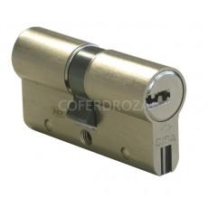 BOMBILLO SEG NIQUEL ASTRALS LC CISA 30X30 MM