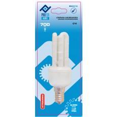 LAMPARA B CONSUMO XTRMI 3U PROFER H E14 9W F