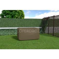 FUNDA CUBRE SOFA 2 PLAZAS INTERMAS 140X85X70C