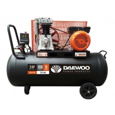 COMPRESOR CORREAS 3HP 8BAR DAEWOO 100 L