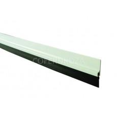 BURLETE PVC-CEPILLO BLANCO PROFER HOME 105 CM