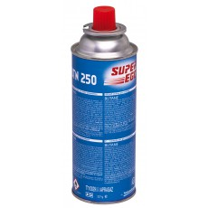 CARTUCHO GAS BUTANO DESECHABLE SUPER EGO 220 G