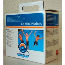 KIT MINI PISCINA QPS +CATALIZ ALBORAL 500 ML