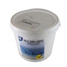 CLORO RAPID GRANULADO PR GREEN 5 KG