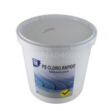 CLORO DISOLUCION LENTA GRANO PR GREEN 5 KG