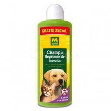 CHAMPU ANTIPARASITARIO ANIMAL MASSO 750 G