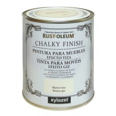 PINTURA MUEBLES TIZA ANTRACITA XYLAZEL 750 ML