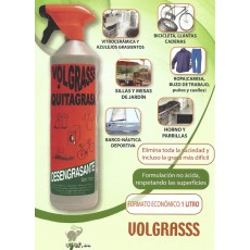 VOLGRASSS QUITAGRASA PISTOLA 1L